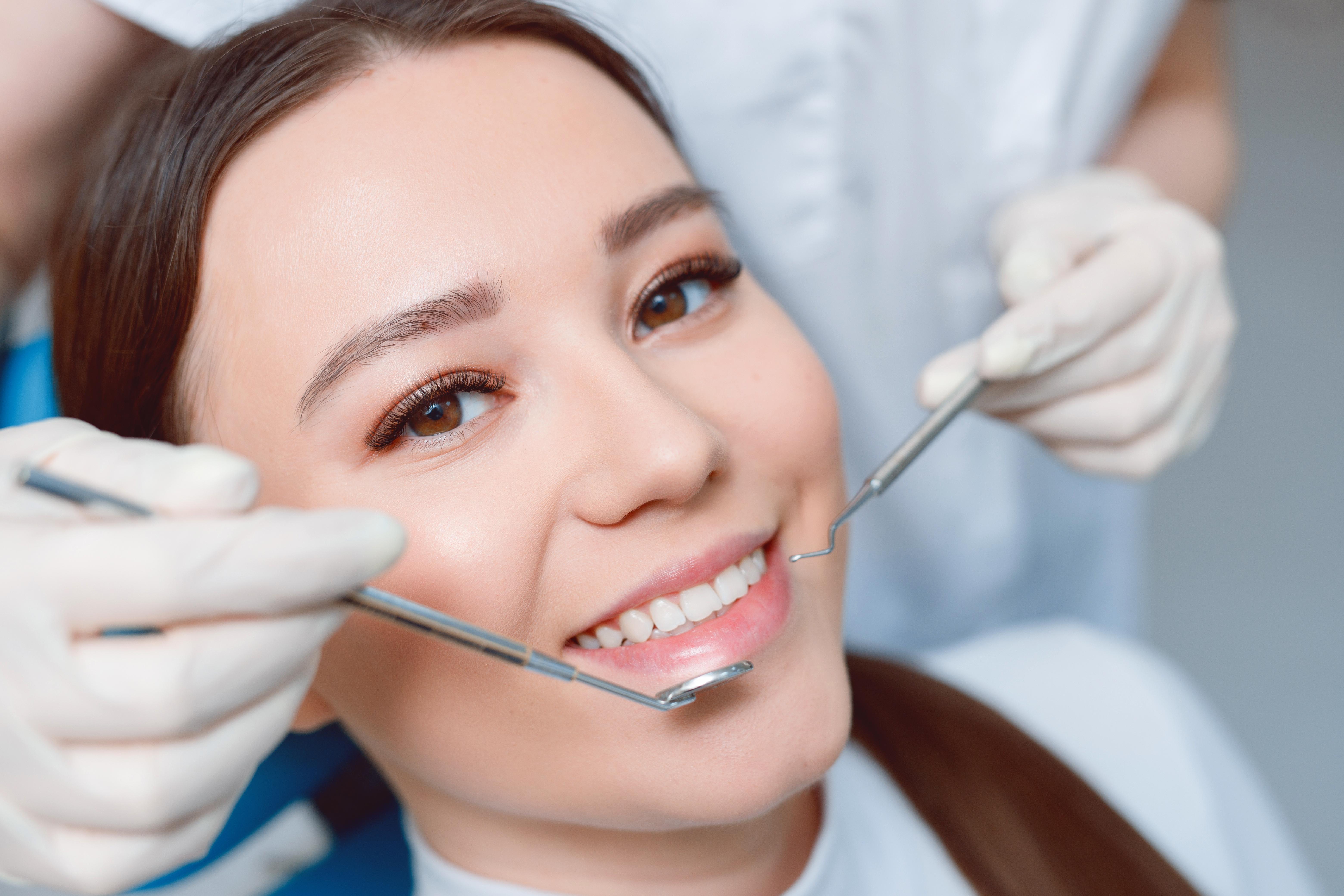 Dental Patient Provo UT